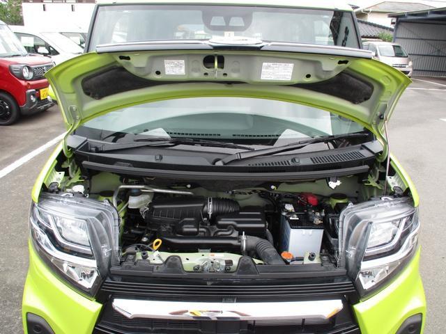カスタムX 届出済未使用車 LEDヘッドライト ハイビームアシスト オートライト 両側電動スライドドア バックカメラ 衝突被害軽減ブレーキ 前後誤発進抑制 障害物センサー アルミホイール 7km(51枚目)