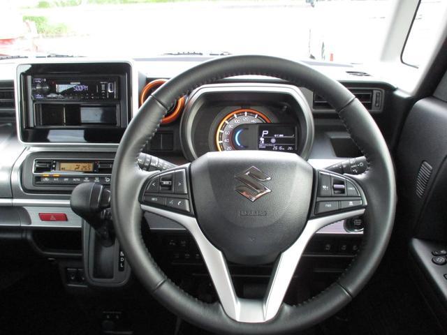 ハイブリッドXZ 禁煙車 LEDヘッドライト ハイビームアシスト 両側電動スライドドア アダプティブクルーズコントロール シートヒーター 前後衝突被害軽減 障害物センサー 2616km ルーフレール 車線逸脱警報(46枚目)