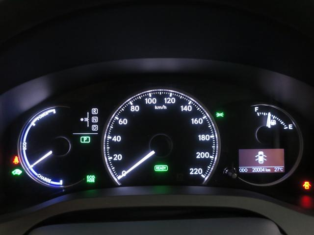 CT200h バージョンC レーダークルーズ LEDライト(10枚目)