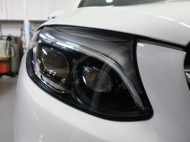 GLC250 4マチックスポーツ レーダーセーフティ ヘッドアップディスプレイ 360度カメラ 純正ハーフレザースポーツシート パワーシート シートヒーtター 純正サイドステップ 純正AMG19インチアルミ 純正AMGスポイラー(9枚目)