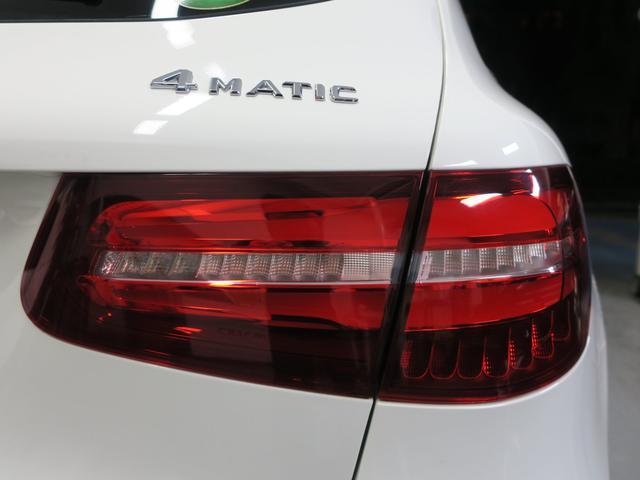 GLC250 4マチックスポーツ レーダーセーフティ ヘッドアップディスプレイ 360度カメラ 純正ハーフレザースポーツシート パワーシート シートヒーtター 純正サイドステップ 純正AMG19インチアルミ 純正AMGスポイラー(10枚目)
