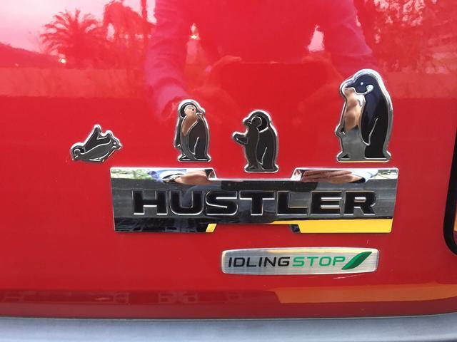 スズキ ハスラー G 4WD 自動ブレーキ・1オーナー