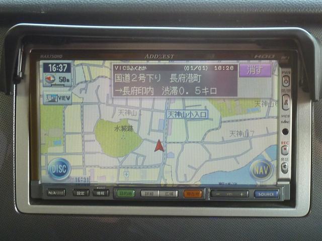 マツダ スピアーノ SSターボ HDDナビ パルファムエアロ 車高調 16AW
