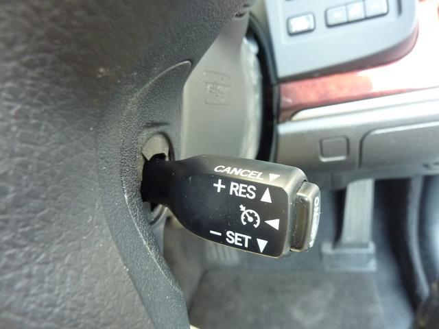 クルーズコントロール付きで設定車速に自動で調整してくれます♪