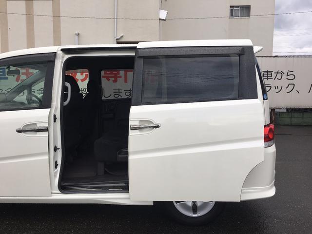 ホンダ ステップワゴン G Sパッケージ 左側電動スライドドア HID フルセグナビ