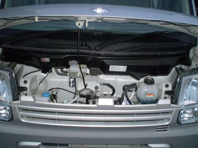 日産 NV100クリッパーバン DX ハイルーフ 5AGS車 エアコン