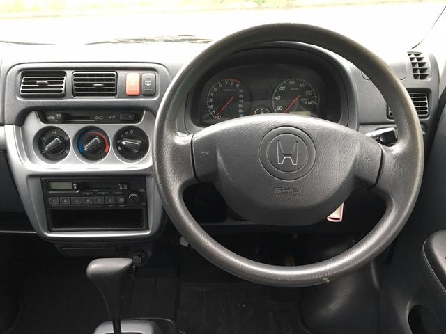 ホンダ バモスホビオプロ ベースグレード 4WD キーレス
