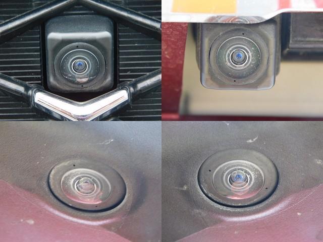 パノラマモニター対応カメラ付