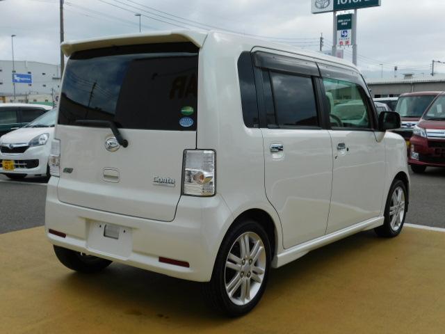 「ダイハツ」「ムーヴコンテ」「コンパクトカー」「福岡県」の中古車5