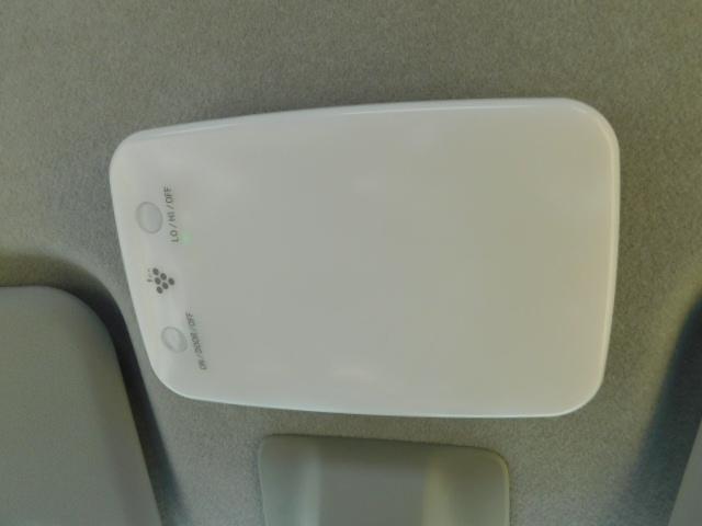 ルームランプ内蔵空気清浄機