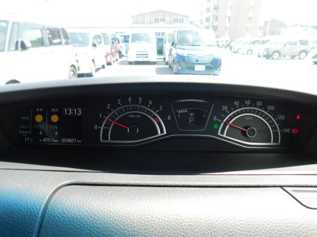 G・EXホンダセンシング ワンオーナー車 純正フルセグ内蔵メモリーナビ バックモニター ETC 左右パワースライドリヤドア LEDヘッドライト キーフリー 走行距離24,027km(17枚目)