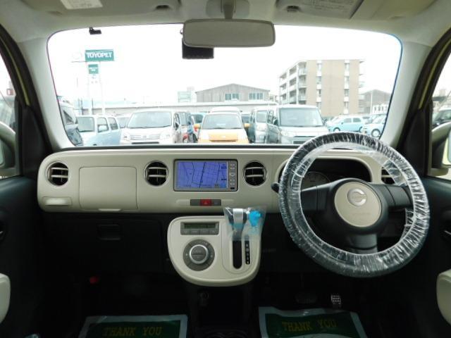 ココアX ワンオーナー ワンセグ内蔵メモリーナビ バックモニター ドライブレコーダー キーフリー 走行距離20,400km(16枚目)