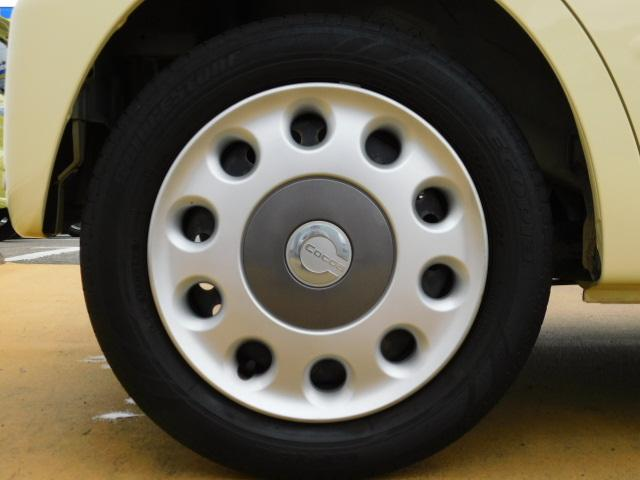 ココアX ワンオーナー ワンセグ内蔵メモリーナビ バックモニター ドライブレコーダー キーフリー 走行距離20,400km(34枚目)