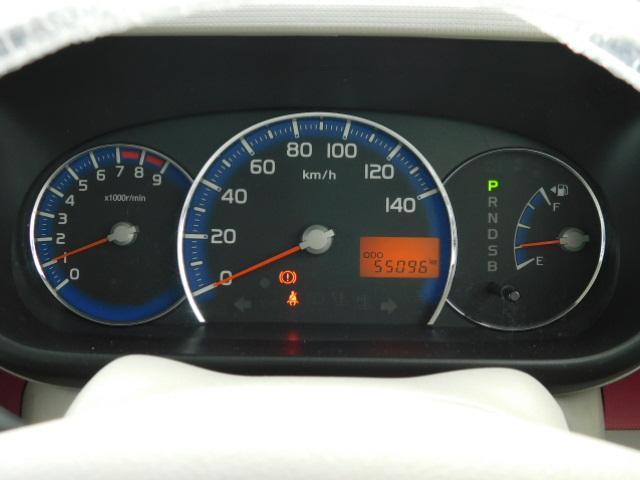 X ワンオーナー キーフリー 走行距離55,096km(16枚目)