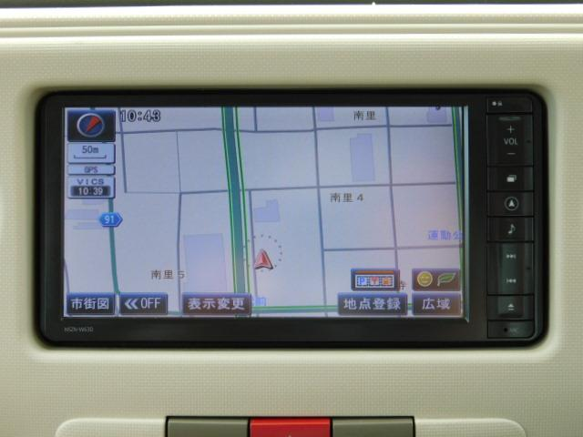 ココアXスペシャルコーデ ワンオーナー フルセグ内蔵メモリーナビ ETC キーフリー 走行距離57,154km(18枚目)