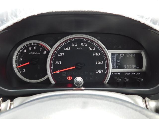 シルクSAII フルセグ内蔵メモリーナビ バックモニター ETC キーフリー LEDヘッドライト 走行距離33,735km(17枚目)