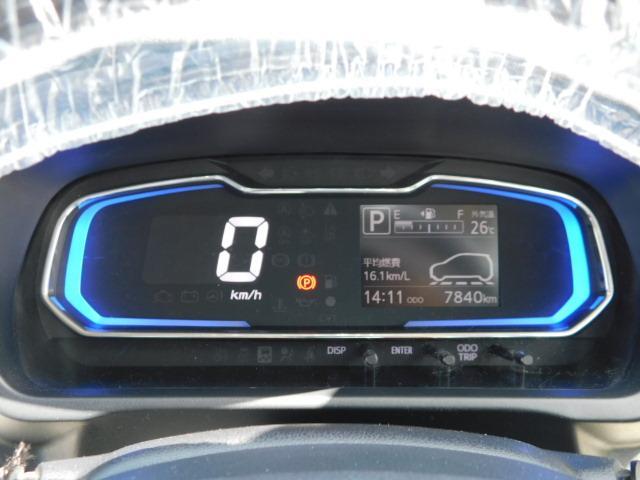 XリミテッドSAIII 弊社デモカーUP車 バックカメラ LEDヘッドライト キーレス 走行距離7,841km(17枚目)