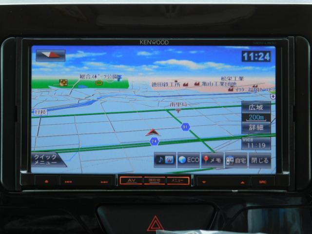 カスタムRS SA ワンオーナー車 フルセグ内蔵メモリーナビ バックカメラ ETC LEDヘッドライト 左右パワースライドリヤドア キーフリー 走行距離83,057km(18枚目)