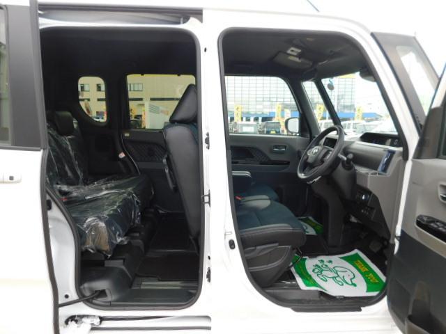 カスタムXセレクション ワンオーナー車 純正パノラマモニター対応カメラ付 シートヒーター付(運転席/助手席) LEDヘッドライト キーフリー 左右パワースライドリヤドア 走行距離2,583km(11枚目)