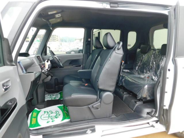 カスタムXセレクション ワンオーナー車 純正パノラマモニター対応カメラ付 シートヒーター付(運転席/助手席) LEDヘッドライト キーフリー 左右パワースライドリヤドア 走行距離2,583km(12枚目)