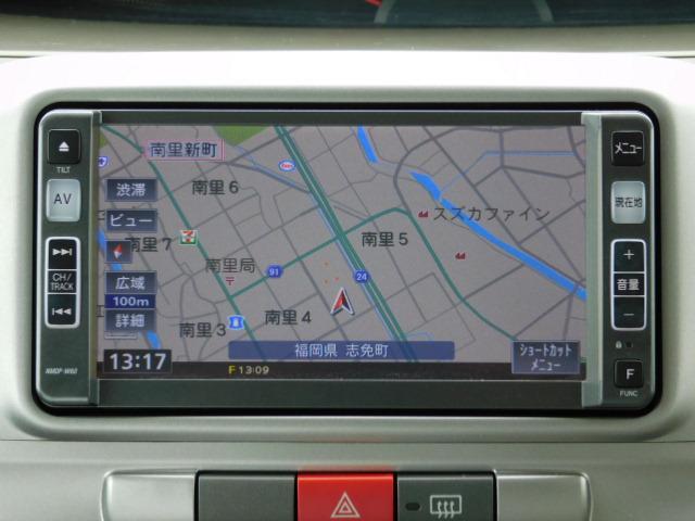 G ワンセグ内蔵メモリーナビ キーフリー 走行距離49,144km 左側パワースライドリヤドア(18枚目)