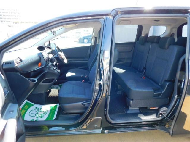 X ワンオーナー車 フルセグ内蔵メモリーナビ バックモニター ETC 左側パワースライドリヤドア シートヒーター付(運転席/助手席) キーレス 走行距離35,745km(13枚目)