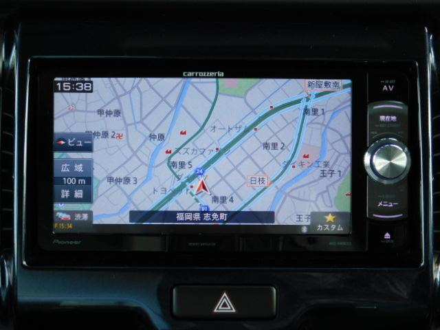 JスタイルIII ワンオーナー車 フルセグ内蔵メモリーナビ シートヒーター付(運転席/助手席) ドライブレコーダー HIDヘッドライト キーフリー 走行距離60,161km(18枚目)