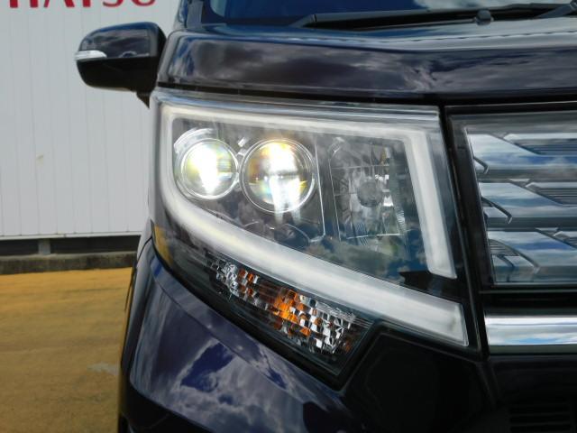カスタムRS スマートアシスト ワンオーナー車 ワンセグ内蔵メモリーナビ ETC LEDヘッドライト キーフリー 走行距離51,110km(25枚目)