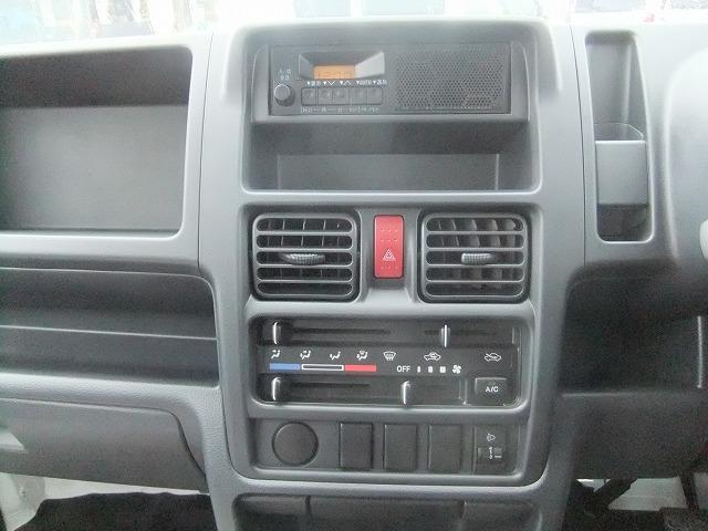マツダ スクラムトラック KCエアコン・パワステ 届出済未使用車 全国保証付