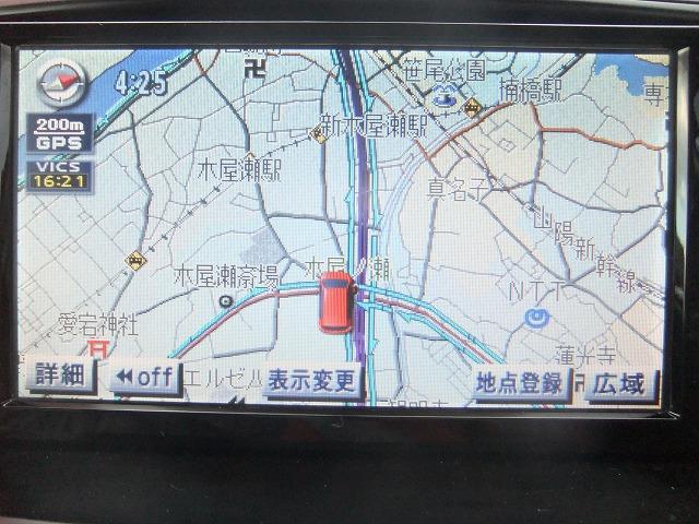 トヨタ ヴォクシー X LーED 両側自動 純HDDナビ/フルセグ/後席モニター