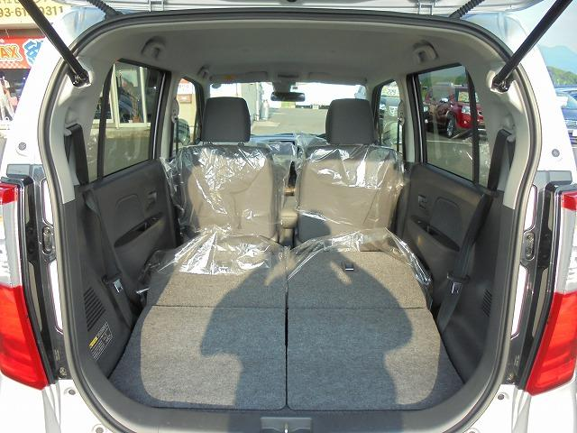 スズキ ワゴンR FX エネチャージ レーダーブレーキ ナビ 地デジ 全国保証