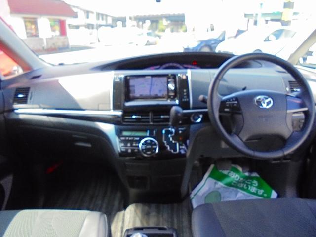 トヨタ エスティマ アエラス プレミアムED 両自動ドア 後席モニター 全国保証