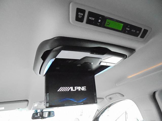 トヨタ アルファード 240S タイプゴールド 純HDDナビ フリップ 全国保証