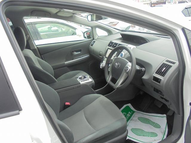 トヨタ プリウスアルファ S Lセレ 純HDDナビ フルセグ バックモニター