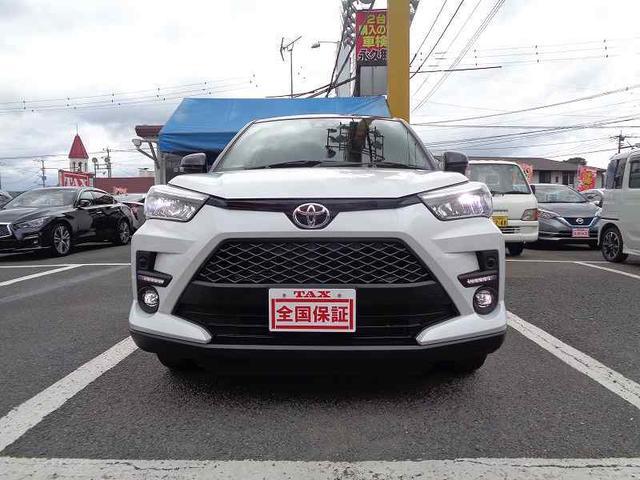 「トヨタ」「ライズ」「SUV・クロカン」「福岡県」の中古車20