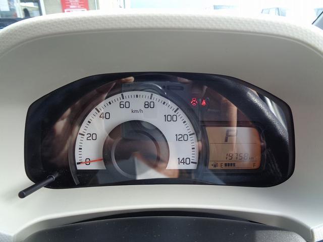 F レーダーブレーキサポート 衝突軽減 ワンオーナー ナビ/地デジTV/DVD再生/CD録音 純正セキュリティアラーム キーレス フロアマット ドアバイザー 低燃費仕様オートマ車 全国保証(5枚目)