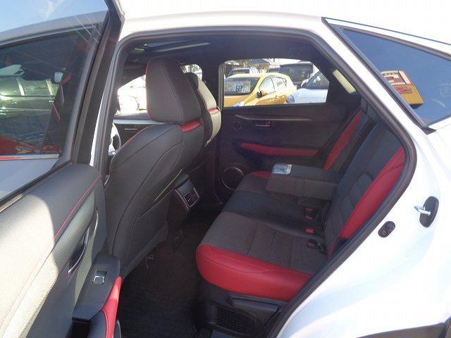 NX300h Fスポーツ ムーンルーフ 専用本革シート 10.3型ナビ フルセグ DVD パノラミックビューモニター ETC ワンオーナー 禁煙車(20枚目)