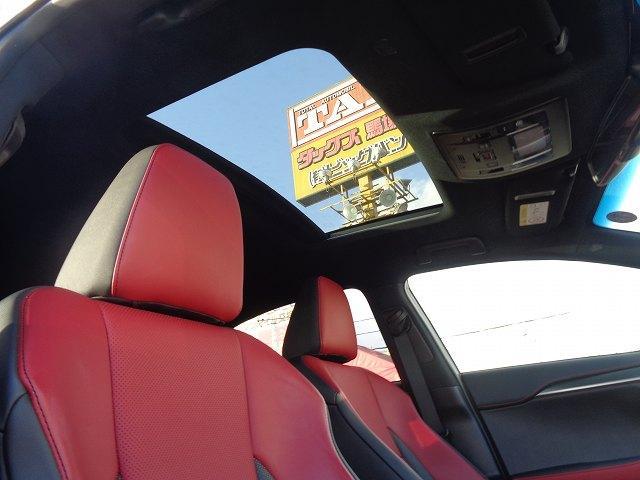 NX300h Fスポーツ ムーンルーフ 専用本革シート 10.3型ナビ フルセグ DVD パノラミックビューモニター ETC ワンオーナー 禁煙車(21枚目)