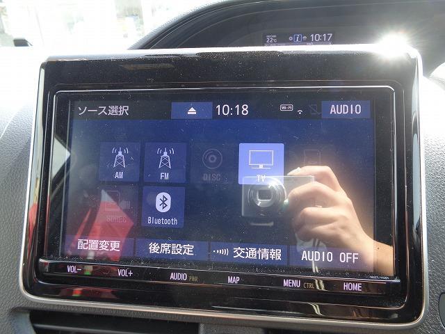 Si ダブルバイビーII 9型ナビ フルセグ DVD フロント/バックモニター ETC フリップダウンモニター ドライブレコーダー 両側パワースライドドア ワンオーナー 禁煙車(6枚目)