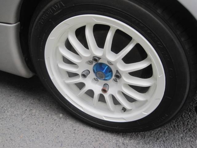 スズキ カプチーノ ベースグレード 車高調 HIDライト