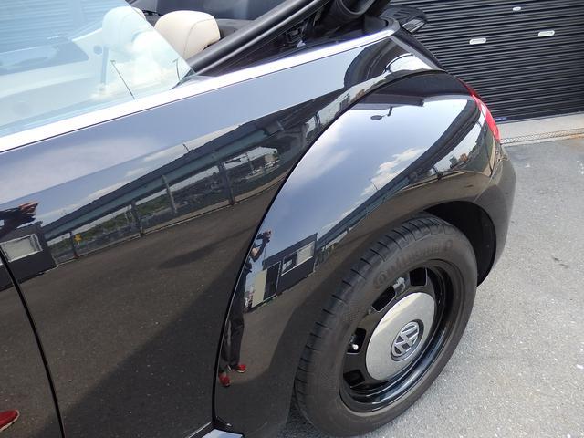 フォルクスワーゲン VW ザ・ビートル・カブリオレ 50's メモリーナビ バックモニター ETC