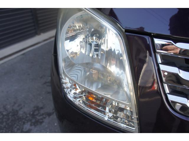 スズキ ワゴンR FXリミテッドII 社外16AW 社外フロント車高調 ナビ