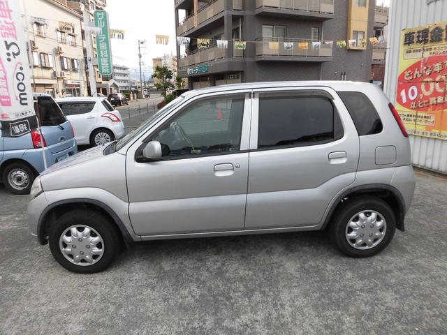 「スズキ」「Kei」「コンパクトカー」「福岡県」の中古車8