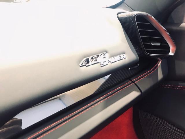 ディーラー車 F1DCT LHD(16枚目)