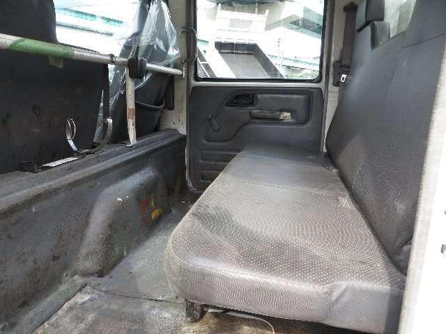 いすゞ エルフトラック Wキャブフラットロー