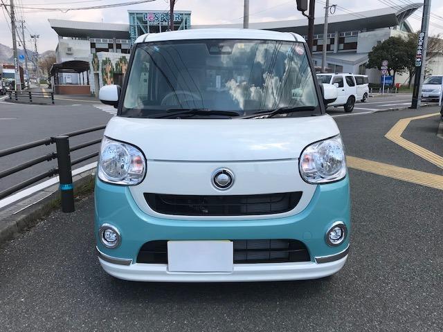 Xメイクアップリミテッド SAIII 届出済未使用車(3枚目)