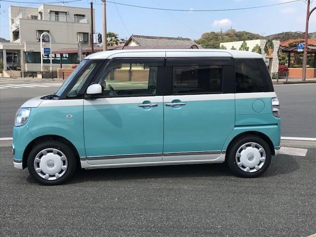 Xメイクアップリミテッド SAIII 届出済未使用車(5枚目)
