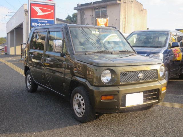 「ダイハツ」「ネイキッド」「コンパクトカー」「福岡県」の中古車3