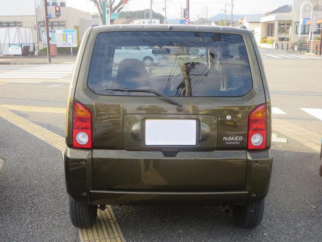 「ダイハツ」「ネイキッド」「コンパクトカー」「福岡県」の中古車5