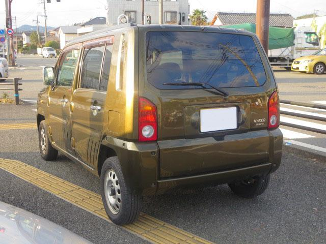 「ダイハツ」「ネイキッド」「コンパクトカー」「福岡県」の中古車6